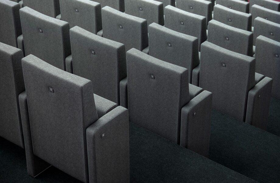 Audit 10 Auditorium online seat